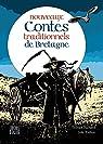 Nouveaux contes traditionnels de Bretagne par Pichard