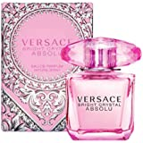Versace Bright Crystal Absolu Miniature for Women - Eau de Parfum, 5 ml