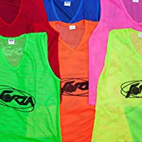 45dfdba1f525 Net World Sports FORZA Training Bibs Vests (10 Pack) - Choose Your Colour