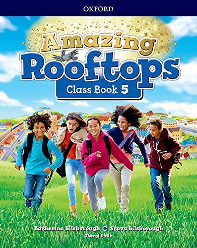Amazing rooftops 5 class book