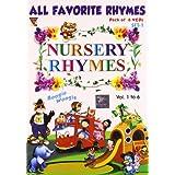 Nursery Rhymes (Set 1) Pack of 6 VCD