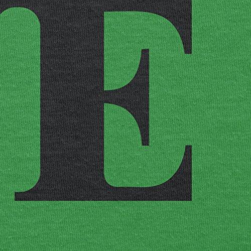 Texlab–Poke Love–sacchetto di stoffa Verde