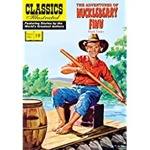 Adventures of Huckleberry Finn, The (Classics Illustrated)
