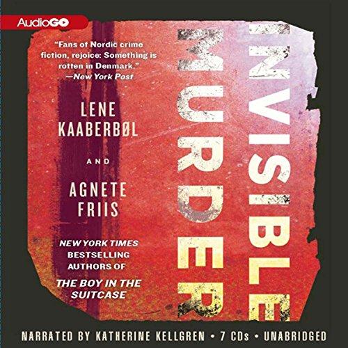 Invisible Murder  Audiolibri