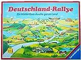 Deutschland-Rallye - Ein Würfel-Quiz durchs ganze Land