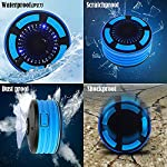 BassPal Shower Speaker, IPX7 Waterproof Portable Wireless Bluetooth 4.0 Speakers with Super Bass and HD Sound, Perfect Speaker for Beach, Pool, Kitchen & Home 9