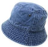M Hüte Mützen -  Cappello alla pescatora  - Uomo Blau Large/58/59 cm