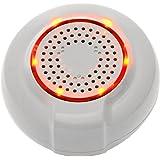 Cyrus SmartHome Sirene Z-Wave Plus (alarmsirene, smart home actor, huisbediening, eenvoudige installatie)