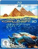 Abenteuer Korallenriff 3D - Die Unterwasserwelt Ägyptens (3D & 2D Version) [3D Blu-ray] -
