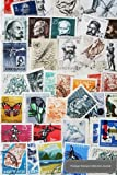 Postage Stamps Collection Journal: Lined Journal for Your Thoughts, Ideas, and Inspiration (Travel Journal)