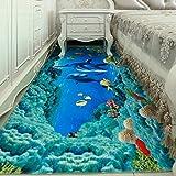 DXG&FX Bereichswolldecke 3d druck und färben von teppichen schlafzimmer floor bequeme mat nicht-slip waschbar-E 100x160cm(39x63inch)