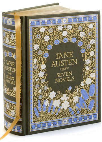 jane-austen-seven-novels-barnes-noble-leatherbound-classic-collection