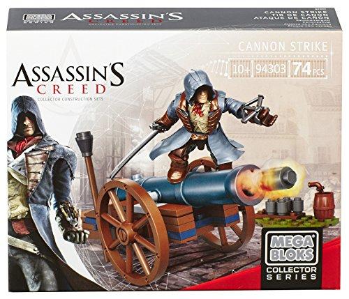 Assassin's Creed - Ataque cañón Mega Bloks