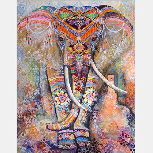 Papel Pintado Pared Hanging Alfombras indio Elefante Mandala Print Alfombras Picnic playa mesa plástico 60 * 80 in Pattern1