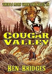 Cougar Valley (A Ben Bridges Western)