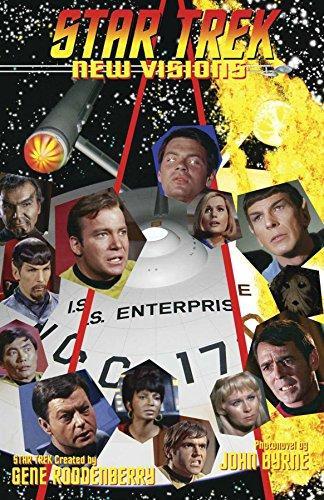 Star Trek: New Visions (John Byrne Trek Star)