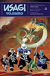 Usagi Yojimbo, Book 4: The Dragon Bellow Conspiracy by Stan Sakai (1998-04-01)