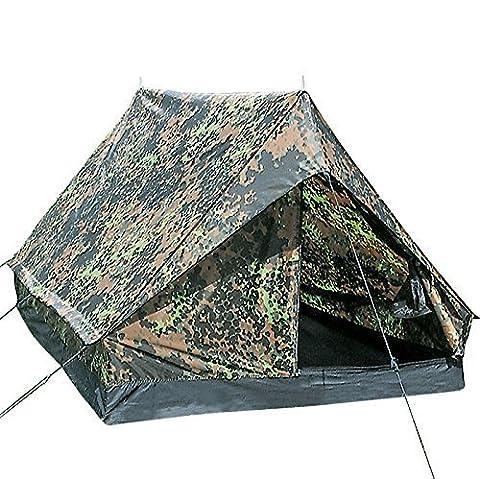 G8DS® Leichtgewichtiges widerstandsfähiges 2-Mann-Zelt mit hoher Wassersäule ′mini pack Super′ (Aluminium Stahl Tee-kessel)