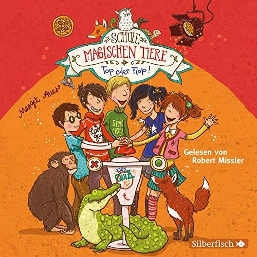 Die Schule der magischen Tiere 5: Top oder Flop!: 2 CDs