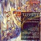 Tippett: Triple Concerto / Concerto for Orchestra