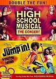 High School Musical Concert/High School Musical: Jump In (Duo Pack) [DVD] by Corbin Bleu