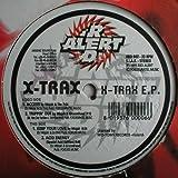 DJ Misjah & DJ Tim / DJ Misjah & DJ Groovehead - X-Trax E. P. - Red Alert - RED 007