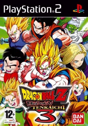 Namco Bandai Games Dragon Ball Z: Budokai Tenkaichi 3, PS2