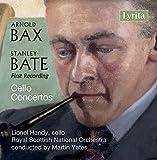 Bax, Bate : Concertos pour violoncelle. Handy, Yates.