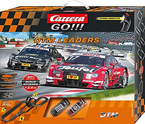 Carrera GO !!! DTM Leader Action Course 1:43