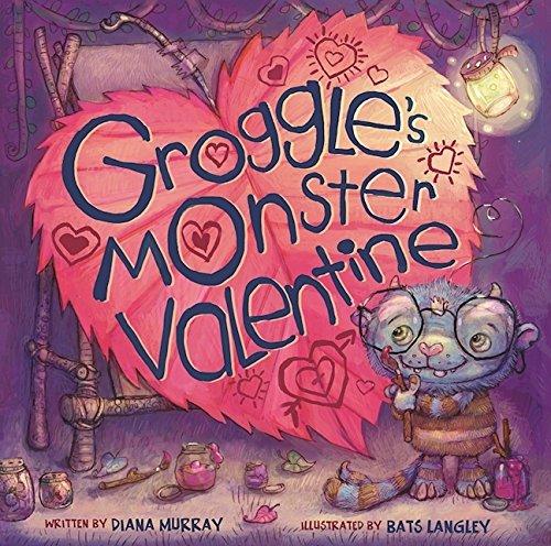Groggle's Monster Valentine (English Edition)