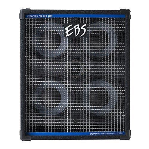 EBS EBS410 altoparlante EBS (800 Watt RMS, 4 x 25,4 cm e 5,08 cm tweeter in titanio)