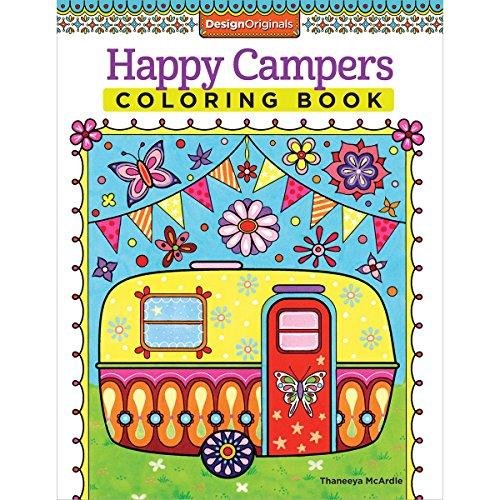 Design Originals 5500Malbuch, mehrfarbig