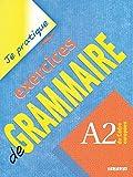 exercices de grammaire a2 du cadre europ?en