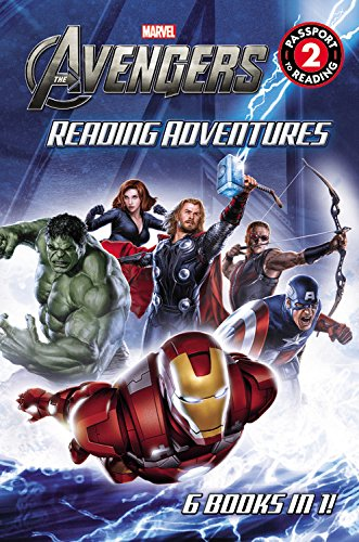 The Avengers Reading Adventures (Passport to Reading, Level 2: the Avengers)