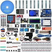 Morza Stellige 7-Segment-Anzeige Projekt abgeschlossen ultimative Starter Kit Tutorial kompatibel für Arduino UNO R3