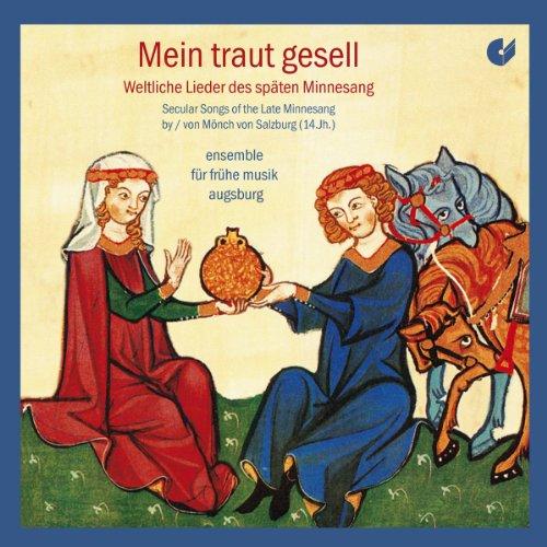 Mönch von Salzburg - Mein Trau