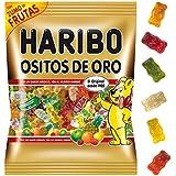 Haribo - Ositos De Oro - Caramelos de goma con sabor a cola - 100 g