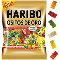 Haribo Ositos De Oro - Caramelos de Goma, 100 g