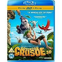 Robinson Crusoe 3D + 2D Blu-ray [2016] UK-Import, Sprache-Englisch