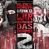 Blokkmonsta: Wir Bringen das Drama 2 (Audio CD)
