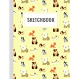 Sketchbook and Drawing Pad for Kids: Large (8.5 x 11 in) Sketch Notebook | Drawing Paper Pad for Kids | Perfect as a…