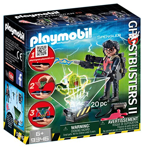 Playmobil Ghostbuster Egon Spengler, 9346