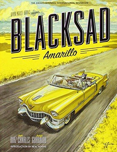 Blacksad: Amarillo by Juan Diaz Canales (2014-10-30)