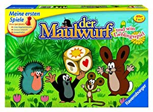 Ravensburger 21570 – Der Maulwurf und sein Lieblingsspiel