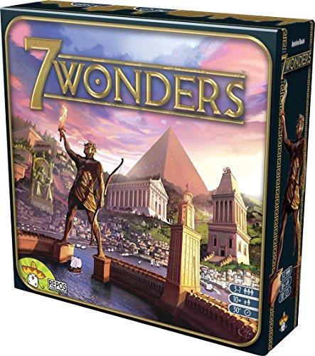 7 Wonders – Brettspiel (Englisch)