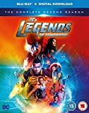 Legends Of Tomorrow S2 [Edizione: Regno Unito] [Blu-ray] [Import italien]