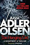 Front cover for the book The Hanging Girl by Jussi Adler-Olsen