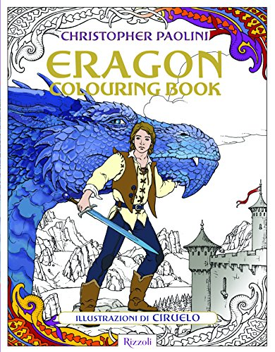 Eragon. Colouring book. Ediz. illustrata