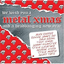 We Wish You a Metal Xmas & A Headbanging New by We Wish You a Metal Xmas & A Headbanging New Year (2008-10-14)