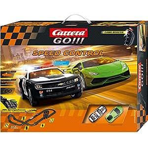 Carrera 20062370 – Go Speed Control, Spielbahnen